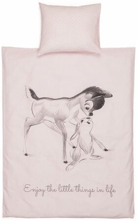 Disney Bambi Sengetøjssæt 100x140 - Bambi gaveideer til børn