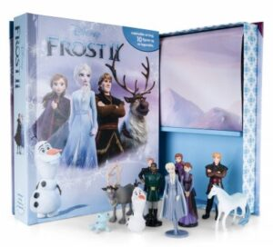 Disney Frost 2 Busy Book Bog 300x272 - 30+ Frost 2 gaveideer til børn