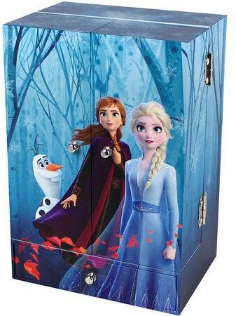 Disney Frost 2 smykkeskrin - 30+ Frost 2 gaveideer til børn