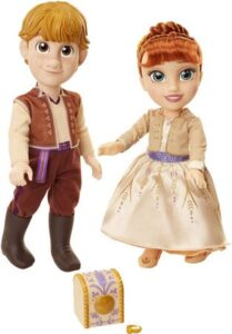 Disney Frozen 2 Anna Og Kristoffer 209x300 - 30+ Frost 2 gaveideer til børn