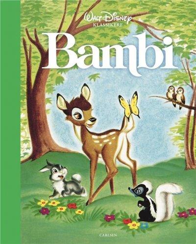 Disney bambi bog - Bambi gaveideer til børn