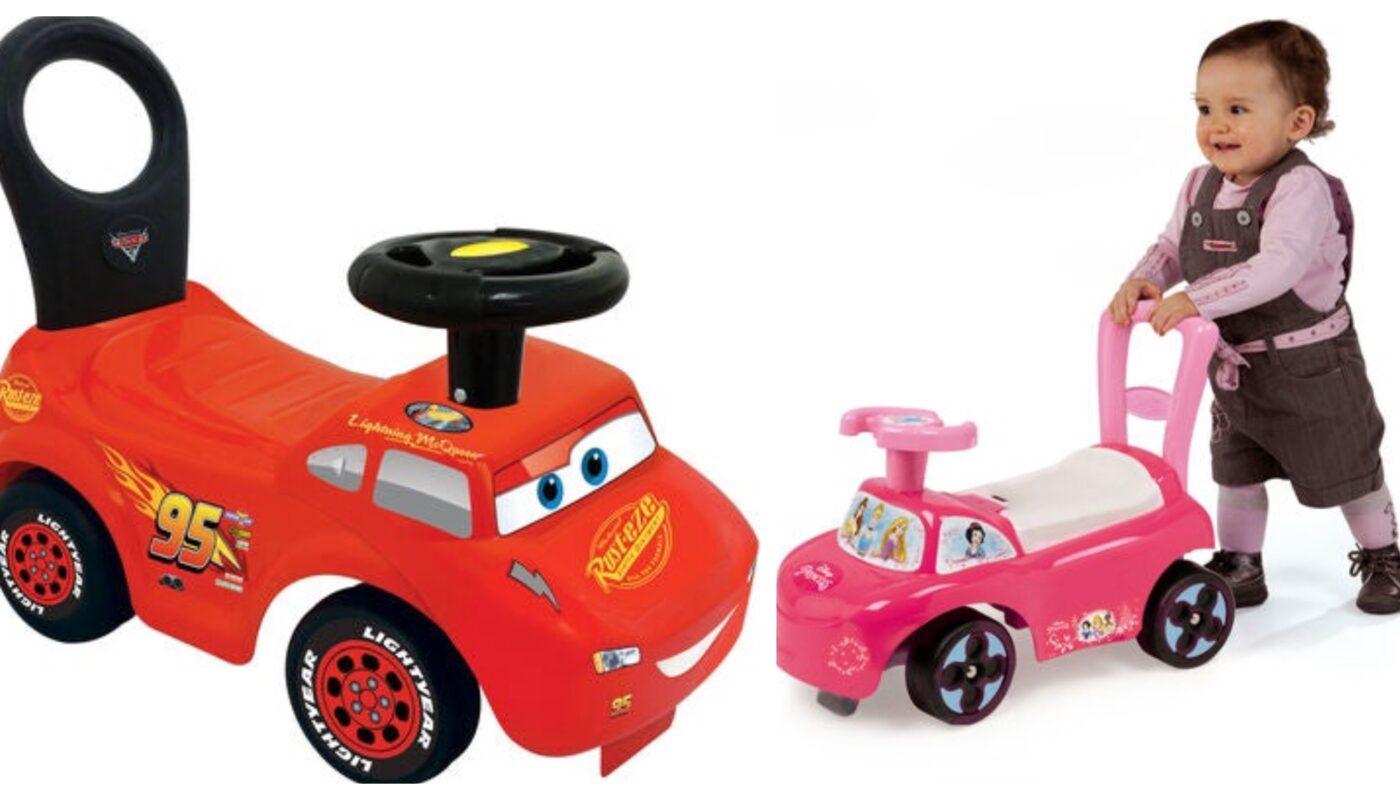Disney gåbil, disney prinsesser gåbil, disney frost gåbil, disney toy story gåbil, disney cars gåbil, disney gaveideer til børn, disney gaver, disney gåbiler