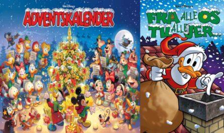 Disney julebøger, disney julebog, disney juleklassikere, disney julekalender, disney jul, disney julehistorier, alletiders disney, disney julekalender 2020, disney julebøger 2020