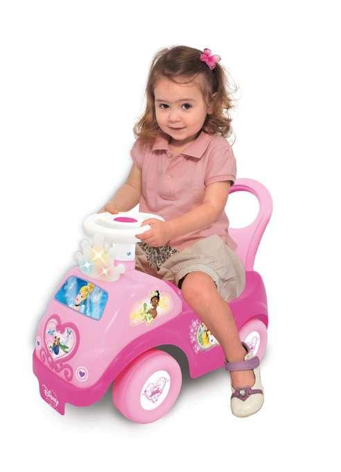Disney prinsesser gåbil - Disney gåbil