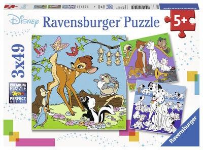 Disney puslespil til børn - Bambi gaveideer til børn