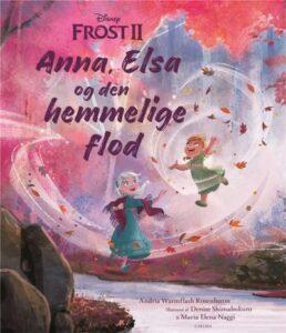Frost II Anna Elsa Og Den Hemmelige Flod Disney Bog 258x300 - 30+ Frost 2 gaveideer til børn