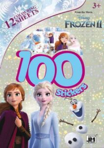 Frost aktivitetsbog 212x300 - 30+ Frost 2 gaveideer til børn