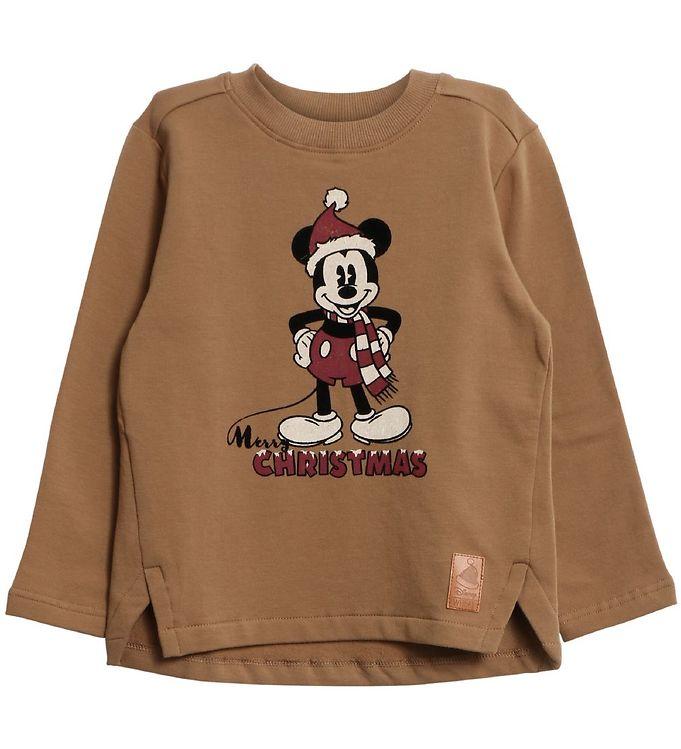 Mickey Mouse jule sweatshirt - Disney juletrøjer til børn
