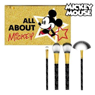 Mickey mouse toilettaske med børste - Disney toilettaske til børn (og voksne)
