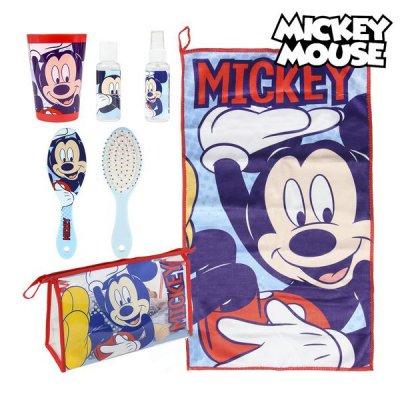 Mickey mouse toilettaske sæt til børn - Disney toilettaske til børn (og voksne)