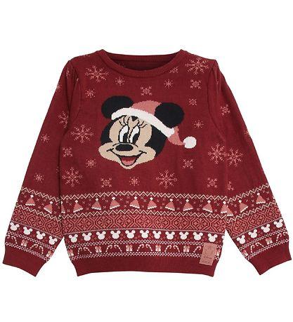 Minnie Mouse juletrøje - Disney juletrøjer til børn