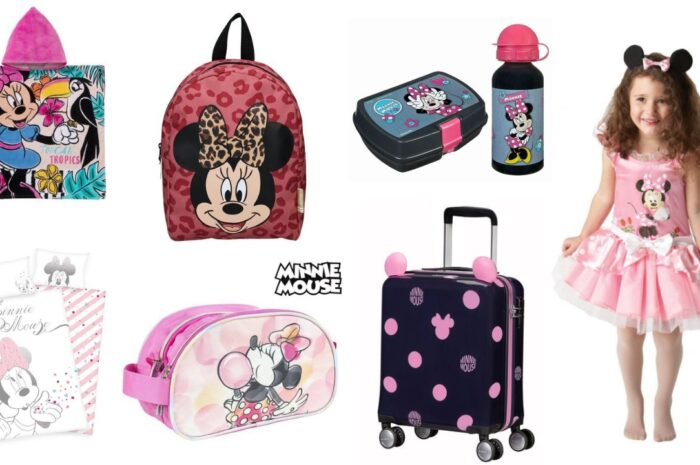 20+ Minnie Mouse gaveideer til børn