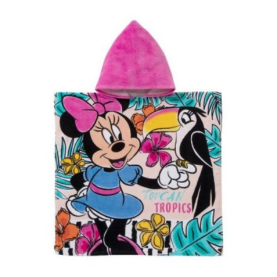 Minnie mouse poncho minnie mouse håndklæde - 20+ Minnie Mouse gaveideer til børn