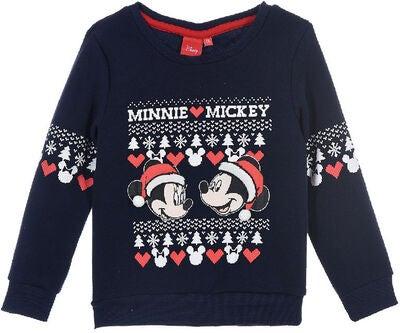 Minnie og Mickey Mouse juletrøje - Disney juletrøjer til børn
