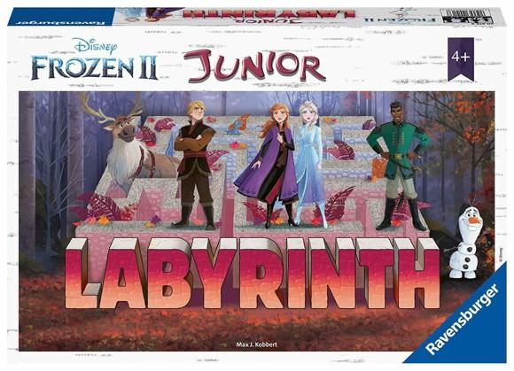 Ravensburger Frost 2 Junior Laybrinth - 30+ Frost 2 gaveideer til børn