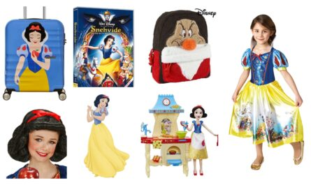 Snehvide gaveideer til børn, snehvide gaver til børn, snehvide børnegaver. snehvide kostume til børn