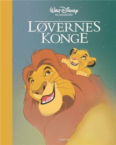 Løvernes konge bog - 20+ Løvernes konge gaveideer til børn