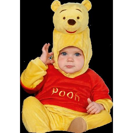 Peter Plys babykostume - Peter Plys kostume til baby