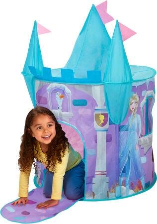 Frost 2 legetelt - Inspiration til indretning af Frost børneværelse