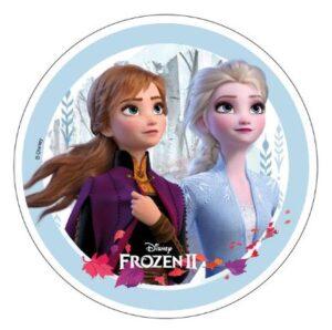 Frozen 2 kageprint 300x298 - Lav nemt en Frost kage med Frost kageprint