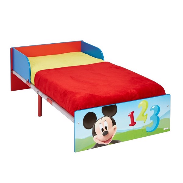 Mickey mouse juniorseng - Mickey Mouse børneværelse - find inspiration