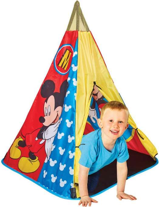 Mickey mouse legetelt - Mickey Mouse børneværelse - find inspiration