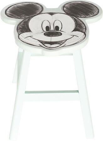 Mickey mouse skammel - Mickey Mouse børneværelse - find inspiration