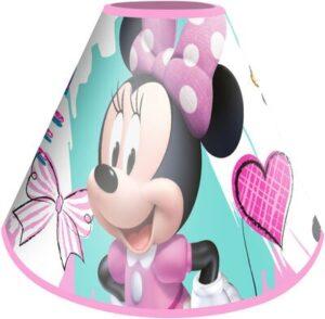 Minnie Mouse loftlampe 300x294 - Inspiration til indretning af Minnie Mouse børneværelse