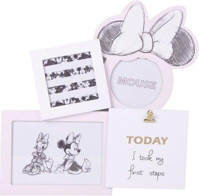 Minnie Mouse ramme - Inspiration til indretning af Minnie Mouse børneværelse