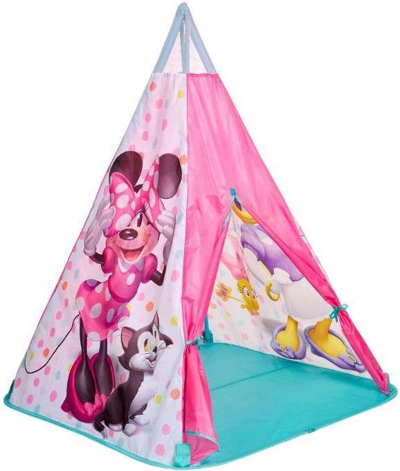 Minnie mouse legetelt - Inspiration til indretning af Minnie Mouse børneværelse