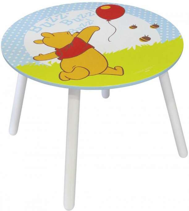 Peter plys bord peter plys børneværelse - Peter Plys børneværelse - find inspiration til indretning