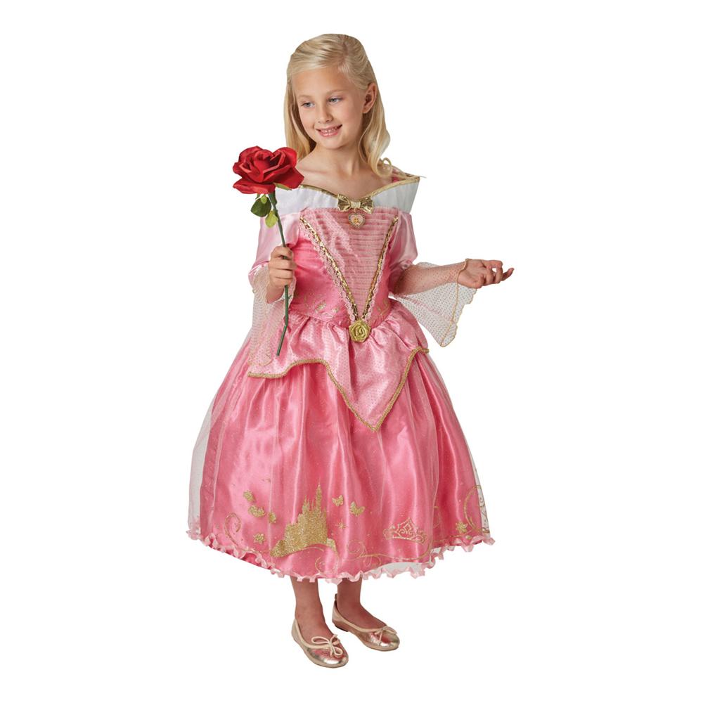 Tornerose fastelavnskostume - Tornerose kostume til børn