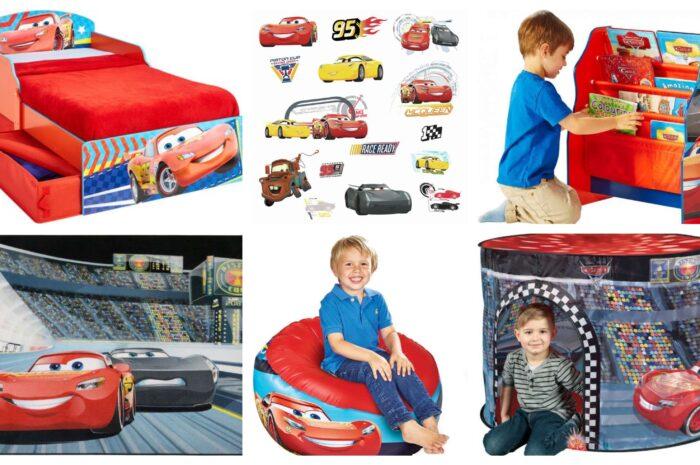 Cars børneværelse – find inspiration til indretning