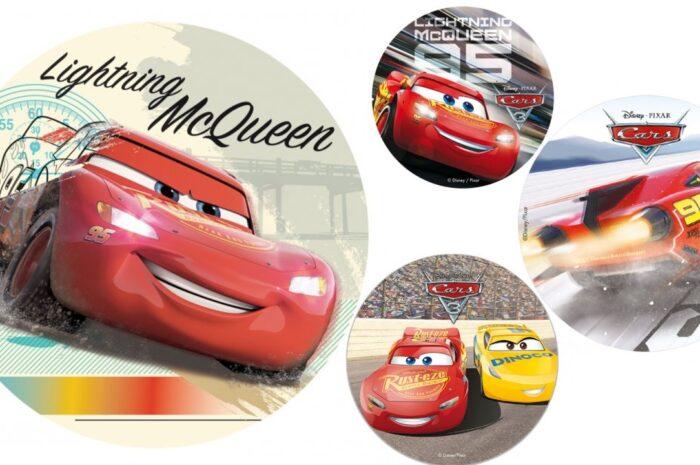 Cars kageprint – nem Cars kage