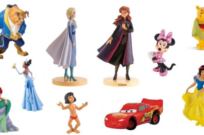 Disney kagefigurer – Disney kagepynt