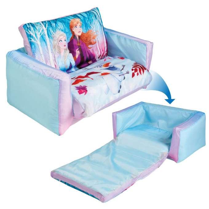 frost 2 sovesofa - Inspiration til indretning af Frost børneværelse