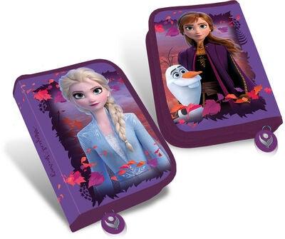 Disney Frozen 2 Penalhus Med Indhold - Frost 2 penalhus