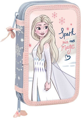 Disney Frozen II Magical Seasons Penalhus 2 Rum - Frost 2 penalhus