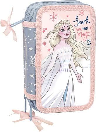 Disney Frozen II Magical Seasons Penalhus 3 Rum - Frost 2 penalhus
