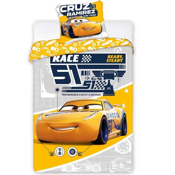 Disney Cars Sengetøj - Cars sengetøj