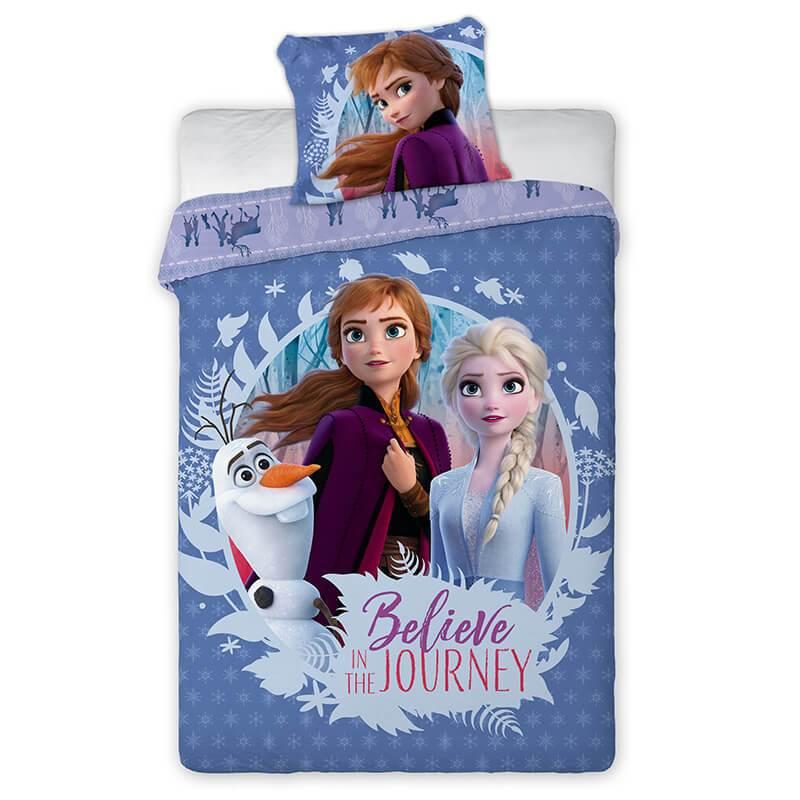 Disney Frost Junior sengetøj 100 x 140 cm - Frost sengetøj - find din favorit