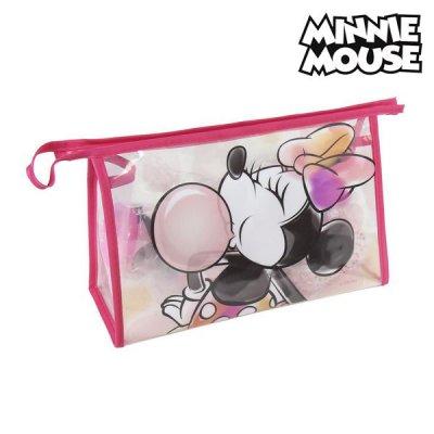 Minnie Mouse toilettaskesæt - Disney toilettaske til børn (og voksne)