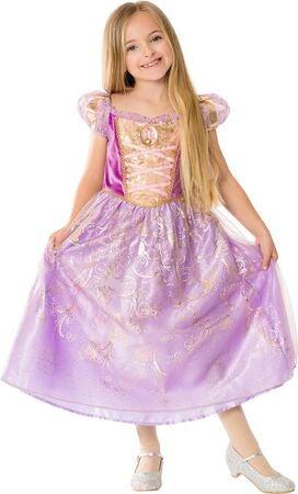 Disney Princess Kostume Rapunzel - Rapunzel kostume til børn
