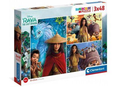 Disney Raya Puslespil  - 10+ Raya og den sidste drage gaveideer til børn