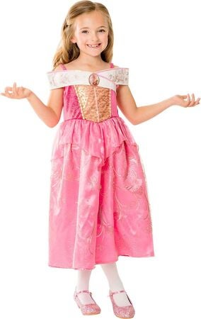 Disney Tornerose børnekostum - Tornerose kostume til børn