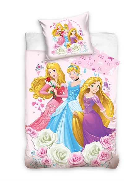Disney sengetøj - Disney prinsesser sengetøj