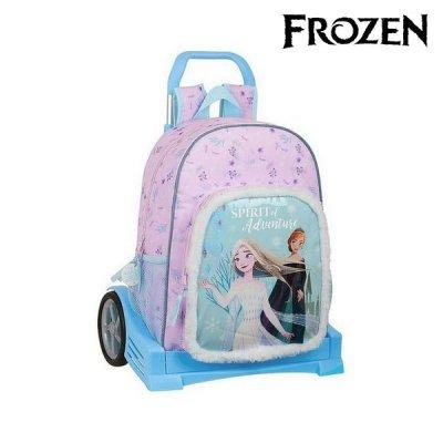 Frost rygsæk trolley til børn - Frost kuffert - tag Anna og Elsa med på rejsen
