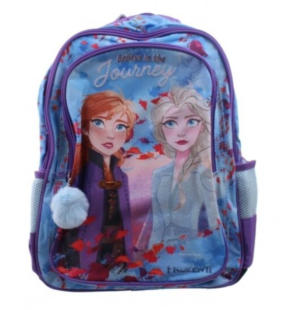 Frozen 2 skoletaske  - Frost skoletasker 2021