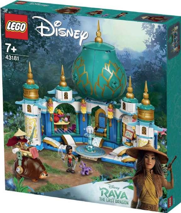 LEGO Disney Raya og hjertepaladset - 10+ Raya og den sidste drage gaveideer til børn