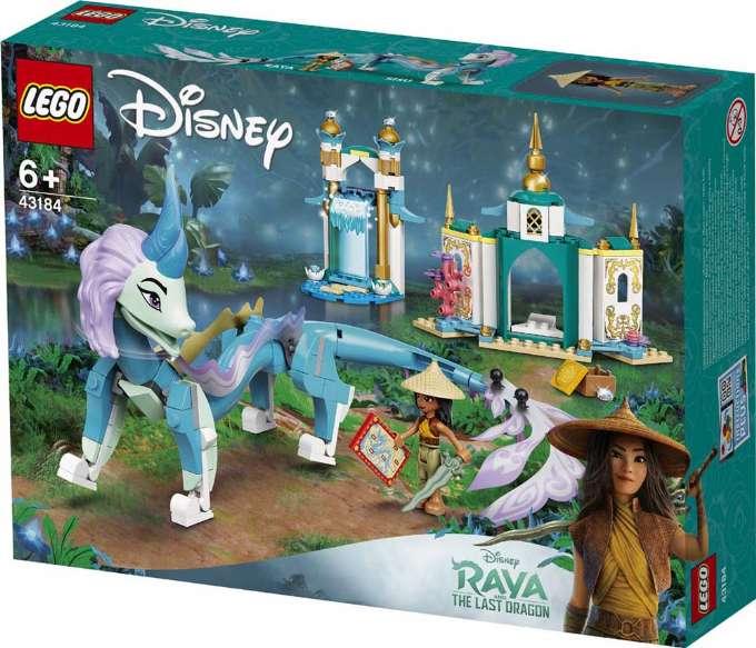 Lego Disney Raya og dragen Sisu - 10+ Raya og den sidste drage gaveideer til børn